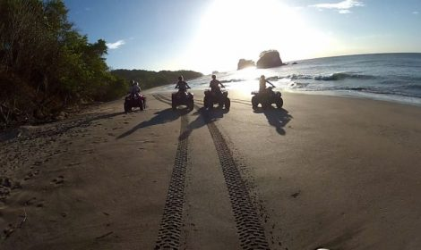 ATV Conchal Beach