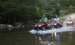 ATV Tour at Borinquen
