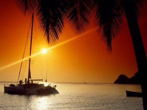 Sunset Sailing Guanacaste